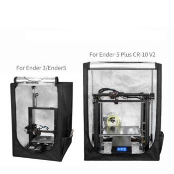 Soundproof 3D Printer Enclosure