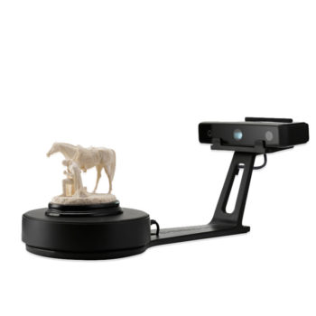 Multifunctional Faster 3D Scanner